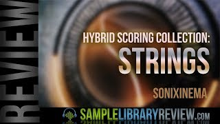 Checking Out: Hybrid Scoring Strings by Sonixinema