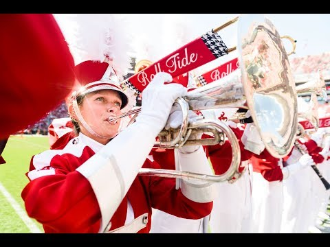 The University of Alabama: The Million Dollar Band (2017)