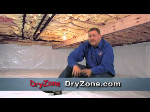 In Delaware and Maryland, a combination of poor drainage, ground water evaporation, and excessive moisture from the ventilation shafts, can quickly transform your crawl space into the perfect breeding ground for mold, pests and dry rot. These problems can compromise your family's health, the value of your property, and your home's structural integrity. Dry Zone LLC has been professionally fixing moldy, rotten crawl spaces in MD and DE since 2006. They are the area's certified CleanSpace, Crawl Space Encapsulation System dealer. The CleanSpace system was the first, and to date, the most advanced crawl space moisture control system, designed and developed by Basement Systems - pioneers of the crawl space encapsulation system. With over 20 years of experience in developing basement and crawl space solutions, Basement Systems is the industry leading company in crawl space encapsulation systems and waterproofing. The CleanSpace System will turn that moldy, damp crawl space into a clean, safe, and functional environment. The finished product will improve indoor air quality and make your home an average of 18% more energy efficient - helping you save a lot of money in heating and cooling bills! Call Dry Zone today for a free, in-home estimate! We serve Wilmington, Dover, Salisbury, Ocean City and surrounding areas!