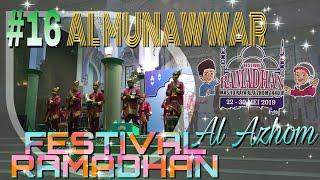 AL MUNAWWAR | JUARA 1 LOMBA MARAWIS FESTIVAL RAMADHAN | MASJID RAYA AL AZHOM | TAHUN 2019