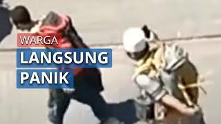 Video 10 Pasien Positif dan PDP Corona Pilih Kabur dari Karantina, Warga Sempat Panik