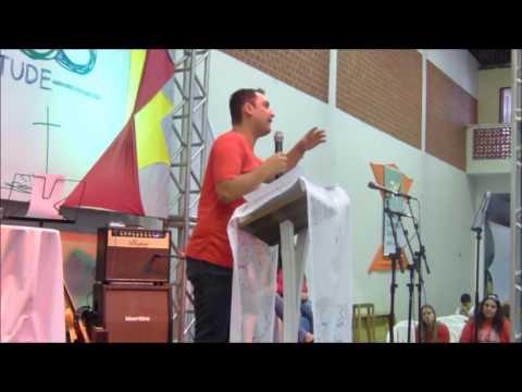 Kairós 2016   4ª Pregação - Rafael Godoy