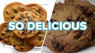 how to make perfect chocolate chip cookies tasty
