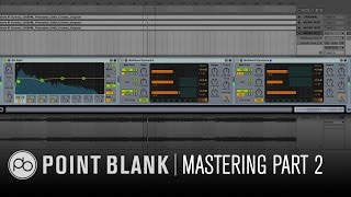 Mastering Dance Music in Ableton Live Part 2: Multiband Compression