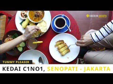 [TUMMY PLEASER] Menikmati Masakan Rumah dan Kopi Indonesia di Kedai C1no1