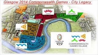 Glasgow 2014 Commonwealth Games Athletes