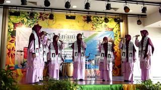 Wardatuddiniah - Bintang Nasyid Mu'min Melaka 2013