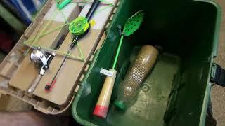 Зимний рыболовный ящик сделать