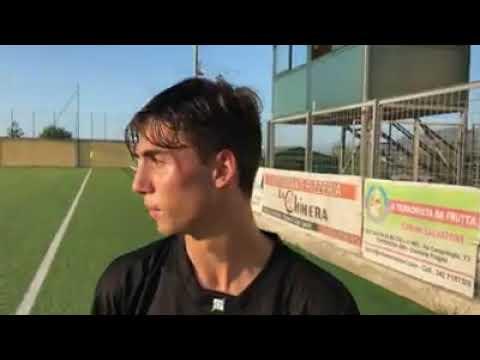 Preview video Under 17 parola a Giulio Fontana