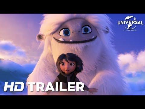 Abominável Homem das Neves ganha ares fofinhos na animação da DreamWorks