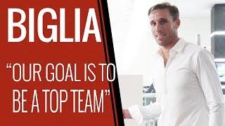 """Lucas Biglia to Milan TV: """"This season"""