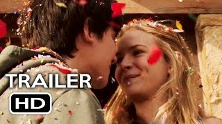 The Space Between Us Official Trailer #3 (2017) Britt Robertson, Asa Butterfield Romance Movie HD