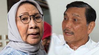 Video Ratna Sarumpaet Cekcok dengan Menteri Luhut, dan Diusir Keluarga Koban KM Sinar Bangun