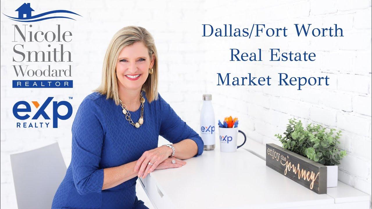 DFW Real Estate Market Report - October 2021