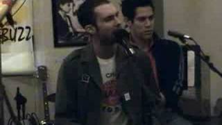 """Maroon 5 at Sun Studio- """"Harder to Breathe"""""""