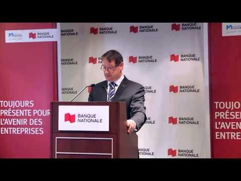 Annonce d'un don exceptionnel de la Banque Nationale