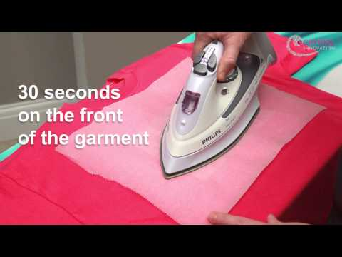 (Rhinestones) How to Iron on rhinestone transfers