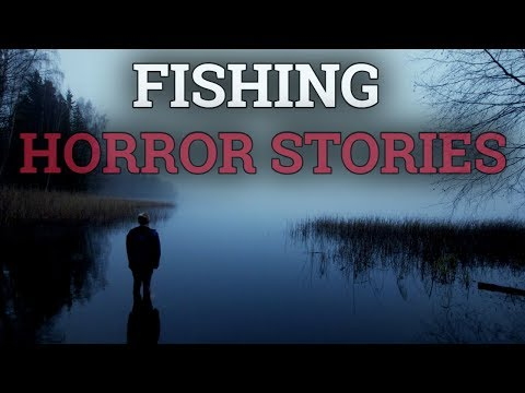 9 Scary Fishing Stories (Vol. 2)