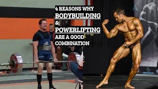 The Synergy Between Bodybuilding and Powerlifting