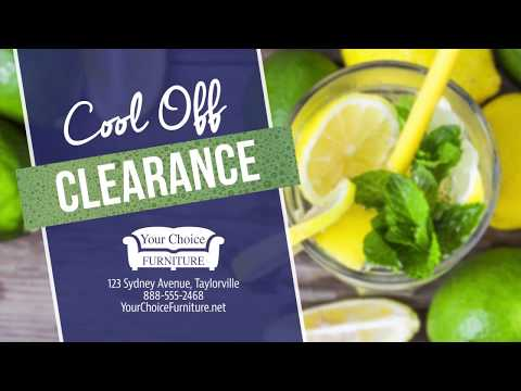 Cool Off Clearance - TV