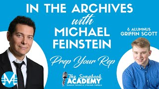 Prep Your Rep with Michael Feinstein