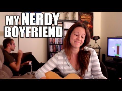 One Girl's Song For Her Nerdy Boyfriend