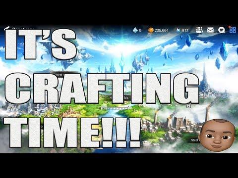 6k Crafting Mat Blowout! Epic Seven (видео)