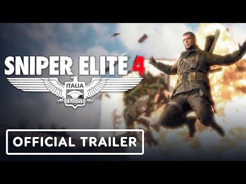 Sniper Elite 4 - Official New Gen Upgrade Trailer de Sniper Elite 4