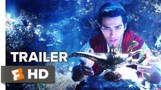 Check out the official Aladdin Teaser starring Will Smith! Let us know what you think in the comments below. ► Buy Tickets to Aladdin: https://www.fandango.com/aladdin-2019-214978/movie-overview?cmp=MCYT_YouTube_Desc  US Release Date: May 24, 2019 Starring: Billy Magnussen, Will Smith, Naomi Scott Directed By: Guy Ritchie Synopsis: A live-action retelling of the 1992 Disney film of the same name.  Watch More Trailers:  ► Hot New Trailers: http://bit.ly/2qThrsF ► In Theaters This Week: http://bit.ly/2ExQ1Lb ► Family & Animation Trailers: http://bit.ly/2D3RLiG ► Horror Trailers: http://bit.ly/2qRzZtr ► Action/Sci-Fi Trailers: http://bit.ly/2Dm6mTB ► Comedy Trailers: http://bit.ly/2D35Xsp ► Drama Trailers: http://bit.ly/2ARA8Nk ► Indie Trailers: http://bit.ly/2Ey7fYy ► Documentary Trailers: http://bit.ly/2AR1GSW ► Thriller Trailers: http://bit.ly/2D1YPeV ► New TV Trailers: http://bit.ly/2p9KIvn  Fuel Your Movie Obsession:  ► Subscribe to MOVIECLIPS TRAILERS: http://bit.ly/2CNniBy ► Watch Movieclips ORIGINALS: http://bit.ly/2D3sipV ► Like us on FACEBOOK: http://bit.ly/2DikvkY  ► Follow us on TWITTER: http://bit.ly/2mgkaHb ► Follow us on INSTAGRAM: http://bit.ly/2mg0VNU  The Fandango MOVIECLIPS TRAILERS channel delivers hot new trailers, teasers, and sneak peeks for all the best upcoming movies. Subscribe to stay up to date on everything coming to theaters and your favorite streaming platform.  #Aladdin #WillSmith #Disney
