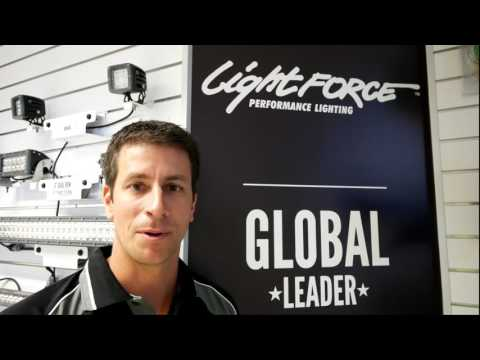Meet Ben from Lightforce Customer Service