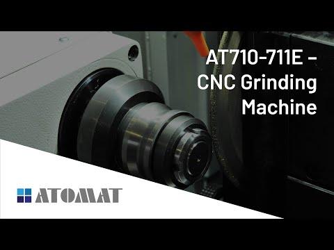 Atomat Spa - AT710-711E - CNC Grinding Machine