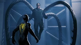 Spider-Man PS4: Doctor Octopus Final Boss Fight and Ending