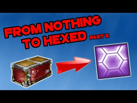 From Nothing To Hexed Pt. 2   Rocket League