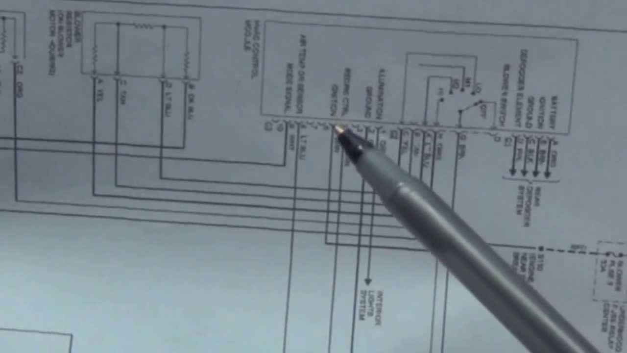 Download Youtube To Mp3 How Read Wiring Diagrams Schematics Injector Circuit Diagram Automotive
