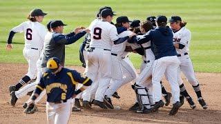 UConn Baseball vs. Quinnipiac Highlights