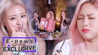 ITZY's Korean Beef Mukbang~ [E-news Exclusive Ep 121]