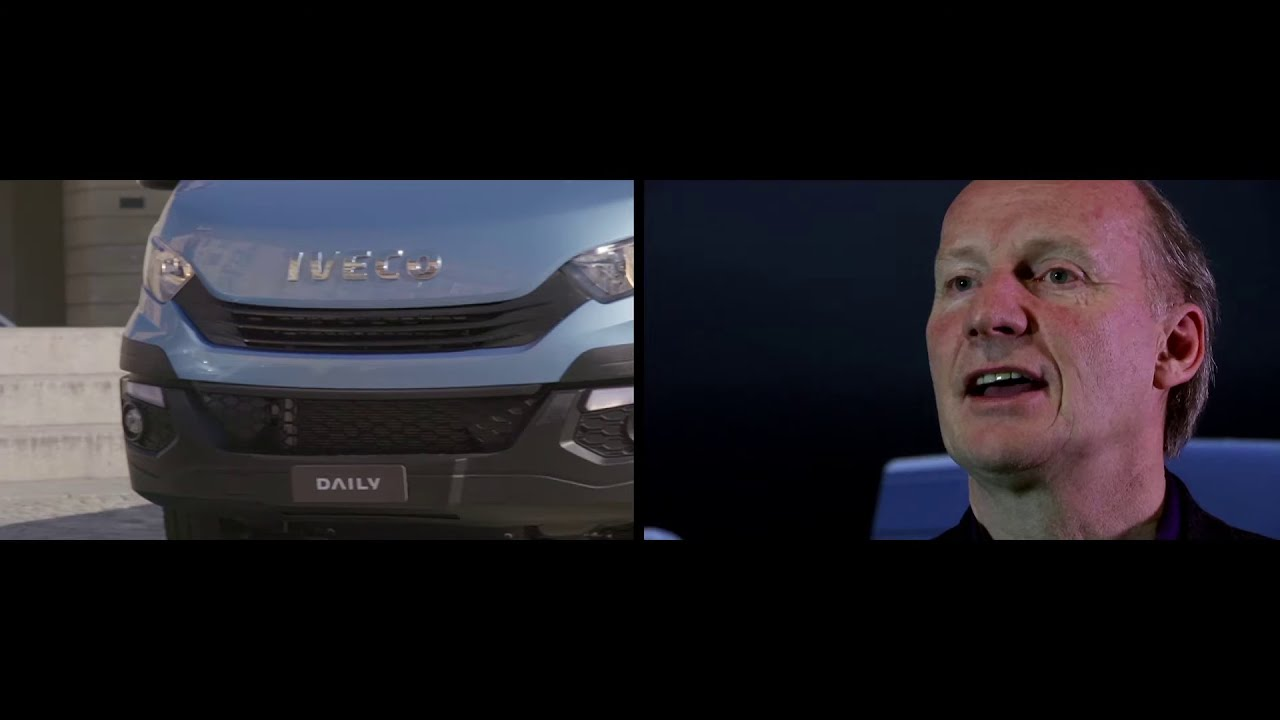 IVECO Introduces 2017 Model Year Daily Van Upgrades