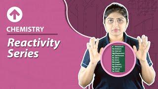 Reactivity Series | Chemistry