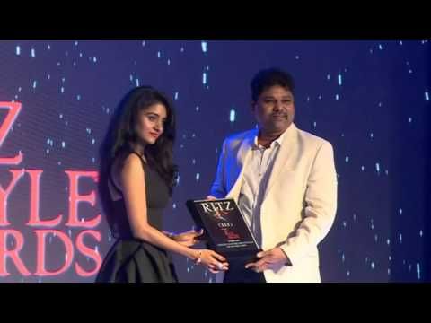Girish Mathrubootham - Audi RITZ Style Awards 2016