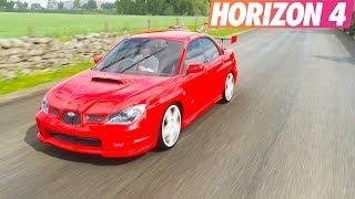 Subaru 2005 İle Gazlama | Forza Horizon 4