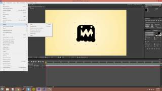 After Effects CS6 Tutorial - 8 - Basic Animation