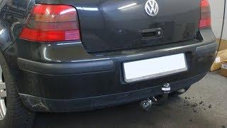Anhängerkupplung am VW Golf IV 1125199