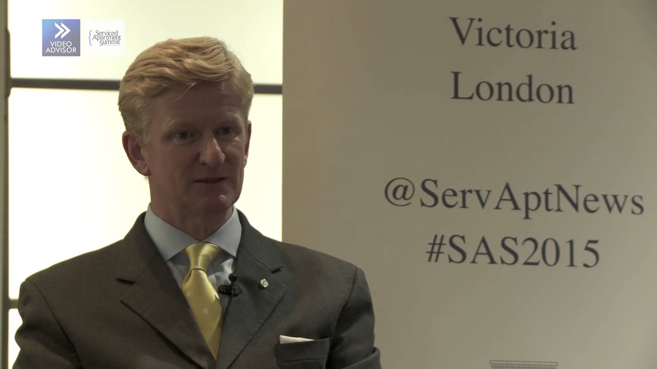 SAS2015 interviews: Sean Worker, BridgeStreet Global Hospitality