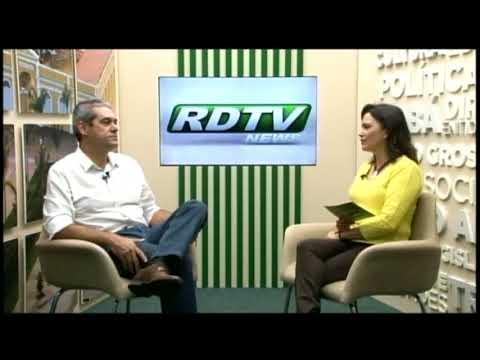Rui Prado fala de nova produção e pré-candidatura