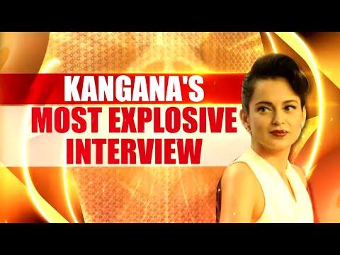 Watch Kangana Ranaut's Exclusive Interview With Arnab Goswami