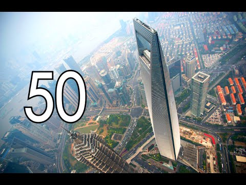 Top 50 ψηλότερα κτίρια στον κόσμο
