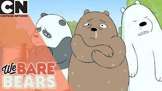 We Bare Bears   The Perfect Photo   Cartoon Network