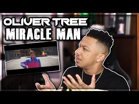 Oliver Tree - Miracle Man [Official Music Video] Reaction Video - Zay Rashod