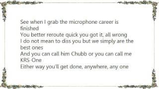 Chubb Rock - Reputation Lyrics
