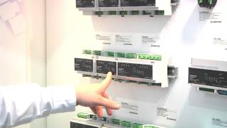 Crestron Control Components To Meet All Your DIN Rail Req...